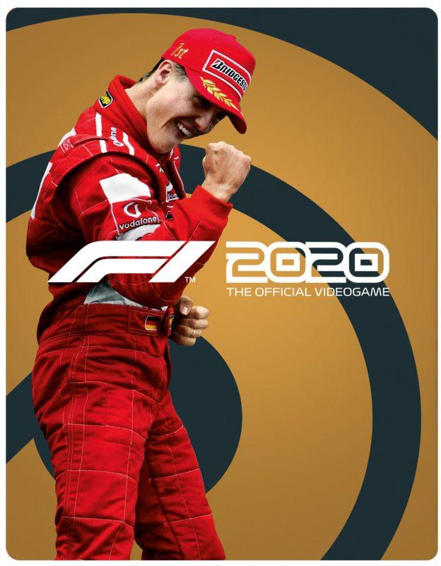 F1 2020 schumacher deluxe front