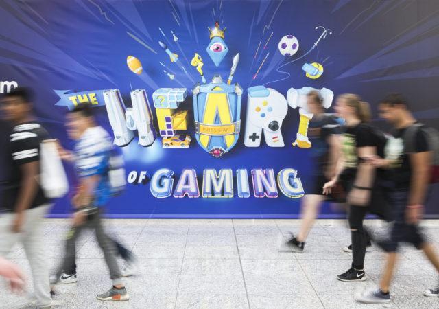 Gamescom 2020 heart gaming