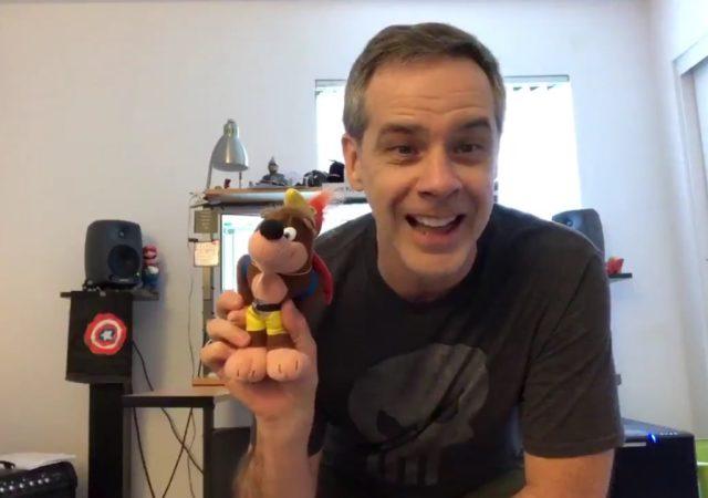 Le compositeur Grant Kirkhope