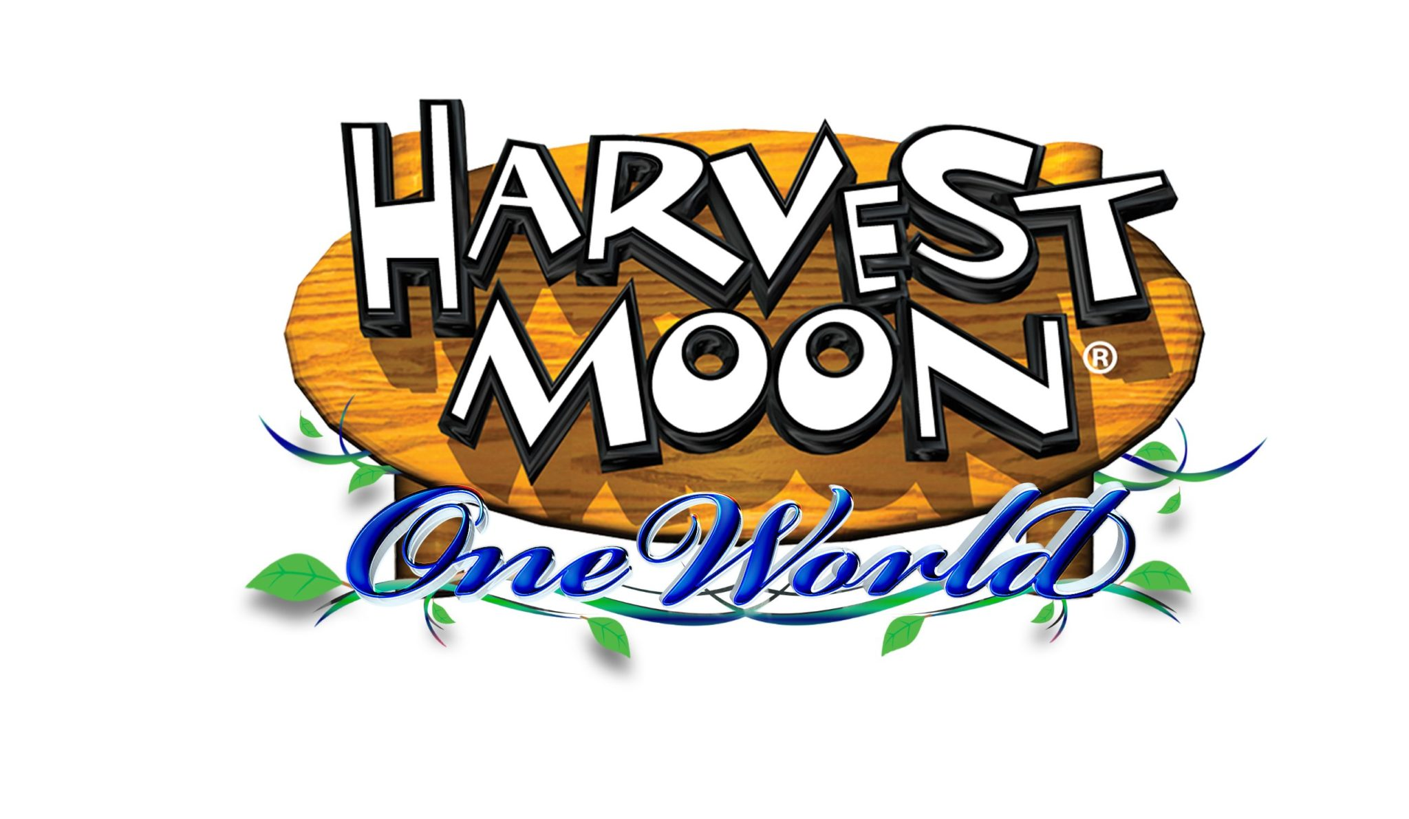 Logo du jeu Harvest Moon: One World