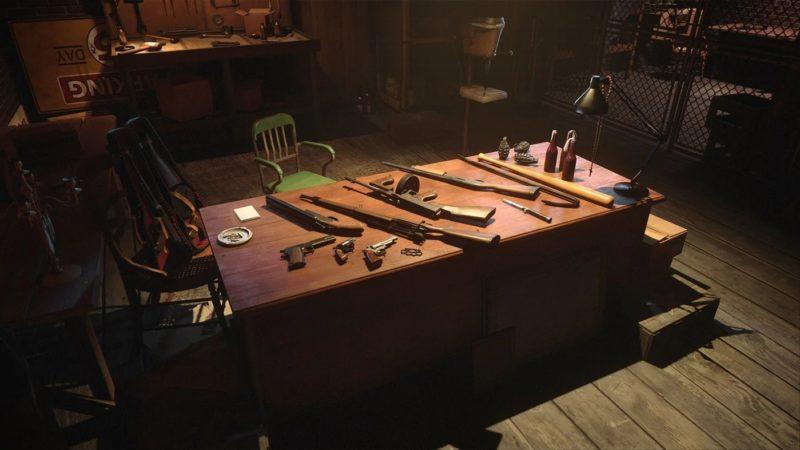 Mafia trilogy - armes à feu