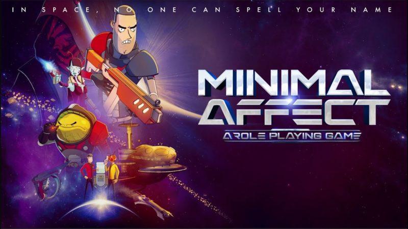Minimal Affect - poster