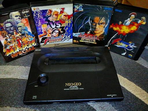 Samurai Shodown - La Neo Geo