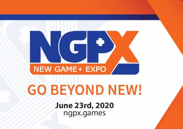New Game + Expo - Bannière