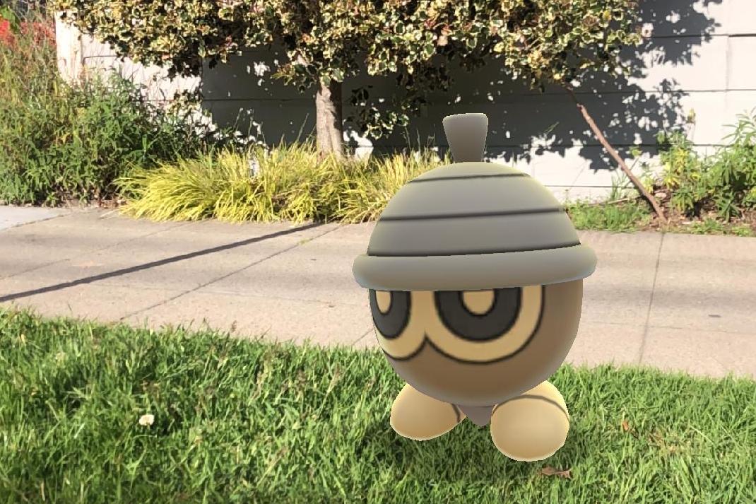 Pokémon GO - Grainipiot