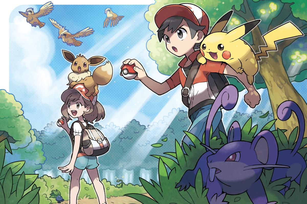 Pokémon GO - Kanto