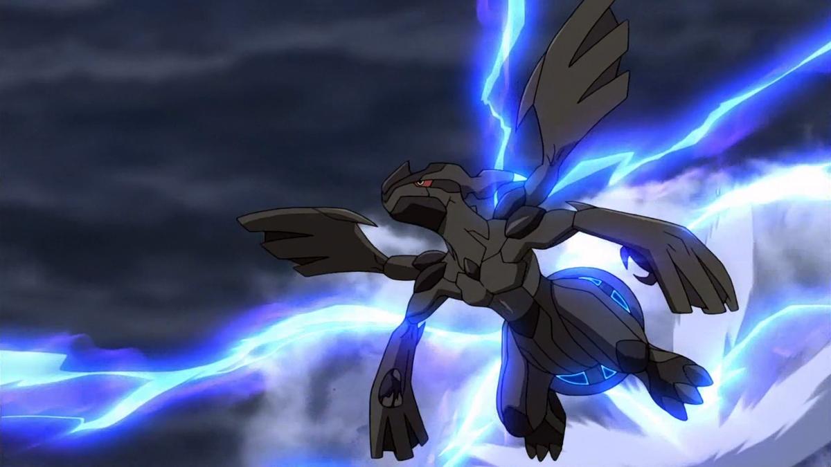Pokémon GO - Zekrom
