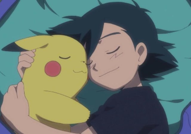 Pokémon Sleep - Pikachu Sacha