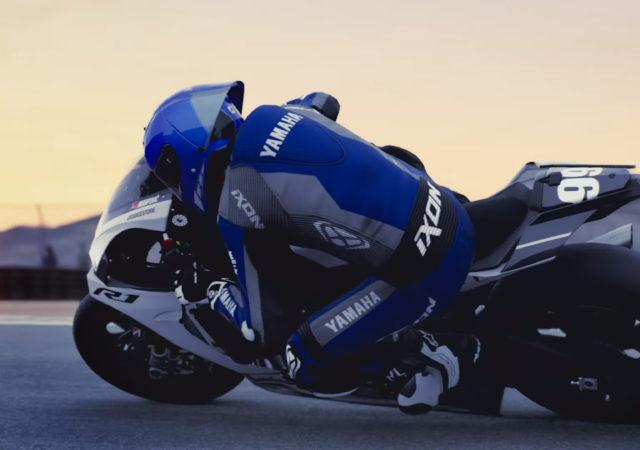 Ride 4 Yamaha