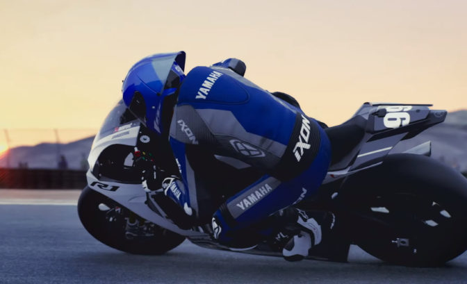 Ride 4 Yamaha