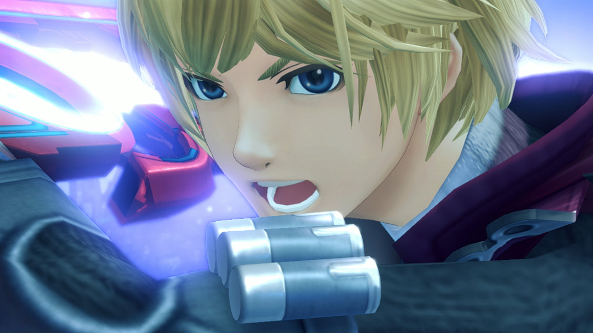Xenoblade Chronicles Definitive Edition - Shulk