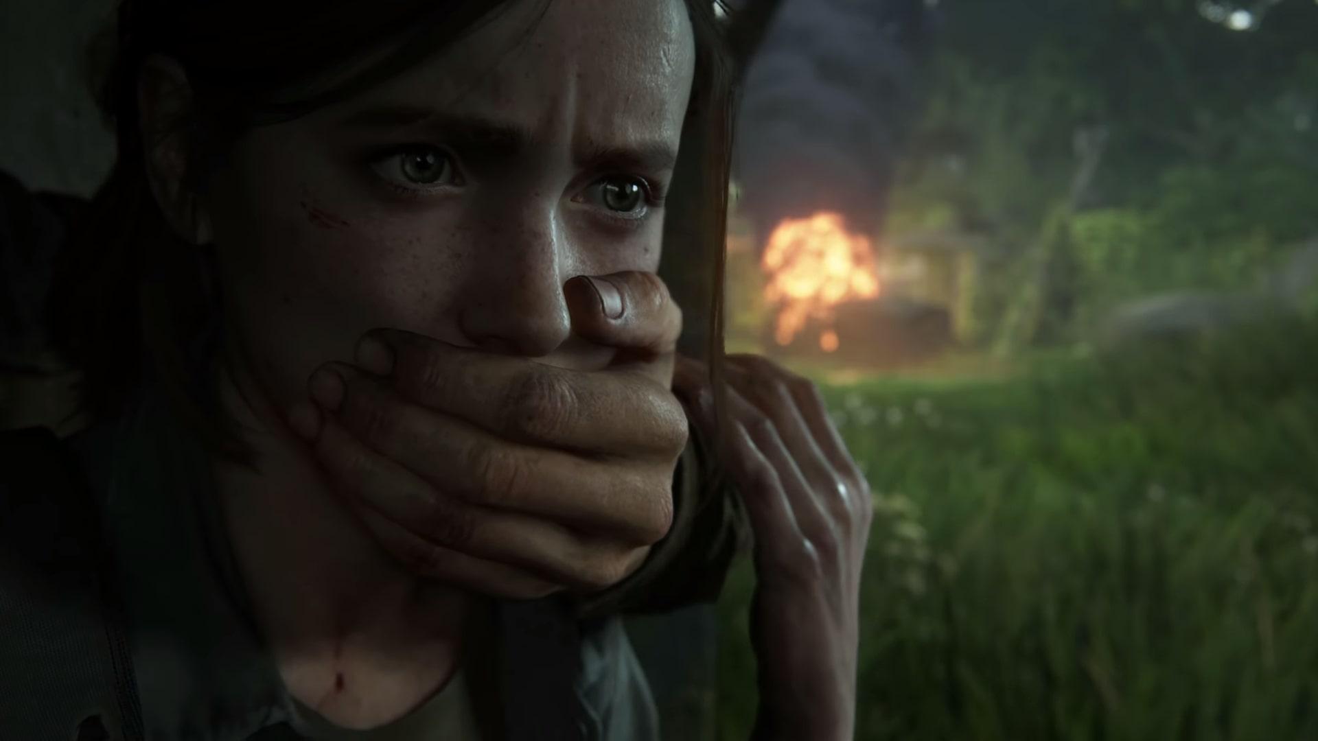 The Last of Us Part II leak réponse