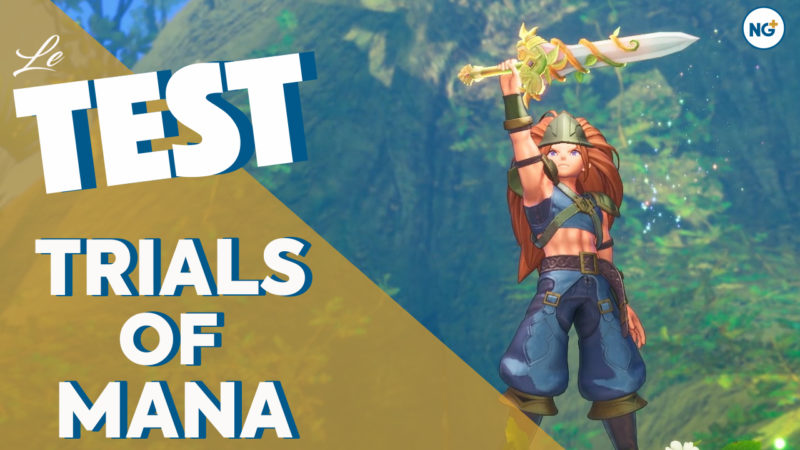 Test New Game Plus - Trials of Mana