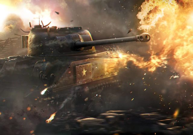 World of Tanks Acte 2