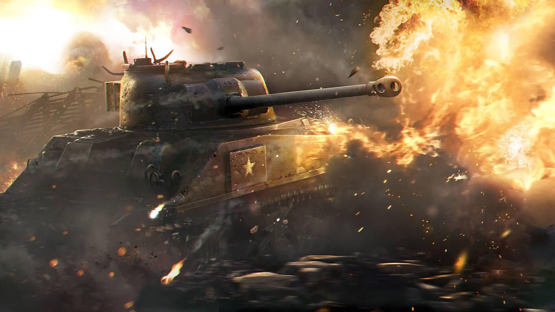 World of Tanks Acte 2