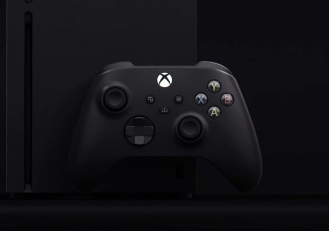 Xbox One Series X - Manette et console