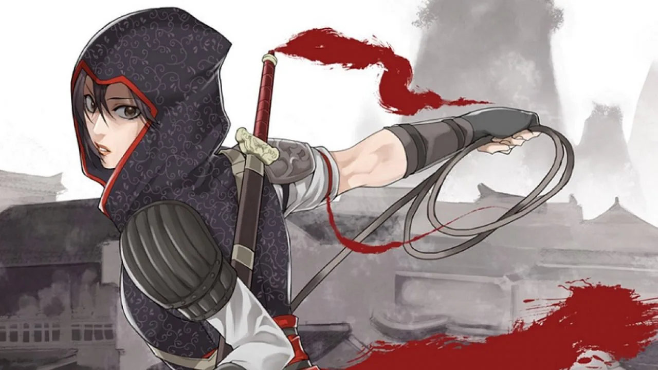 Assassin's Creed : Blade of Shao Jun art
