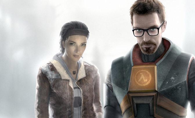 Half-Life: Alyx test 2