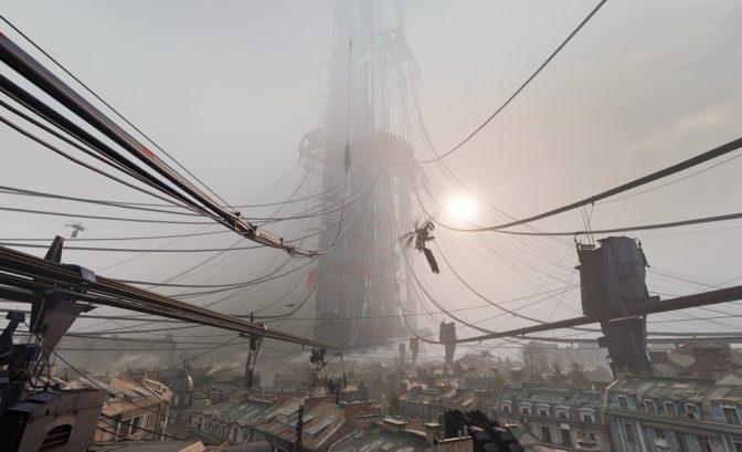 Half-Life: Alyx cité 17