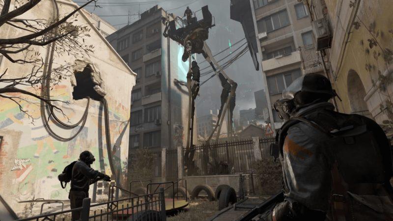 Half-Life: Alyx milice 2