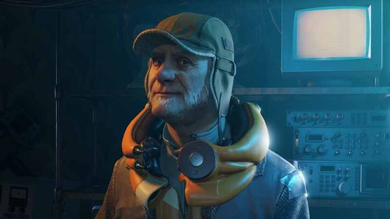 Half-Life: Alyx russell