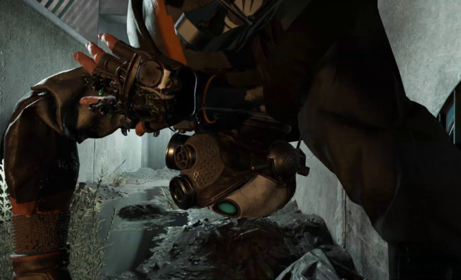Half-Life: Alyx mort