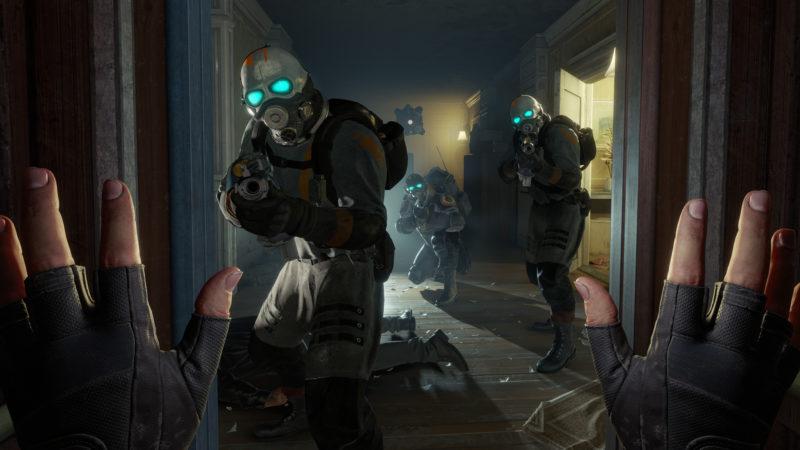 Half-Life: Alyx milice
