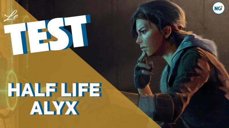 Test du jeu Half-Life: Alyx test