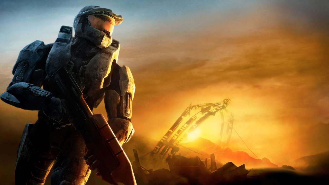 Halo 3 Master Chief Collection