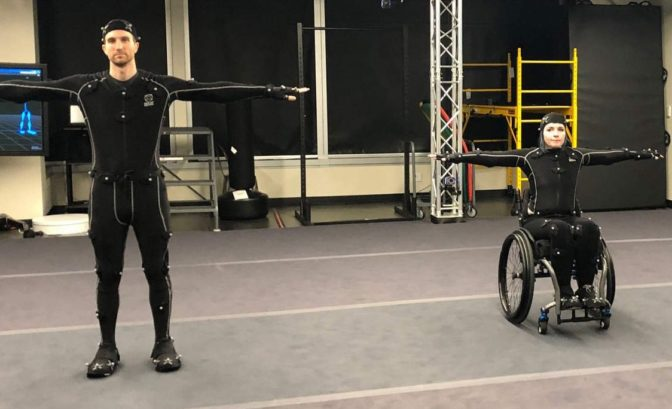 Marvel's Avengers motion capture