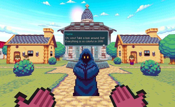 Pixel ripped 1995 monde 2D