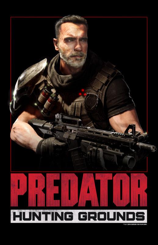 Predator Hunting Grounds dutch