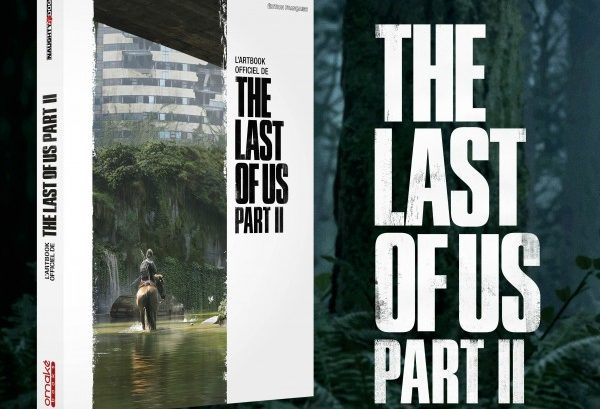 The Last of US Part II artbook