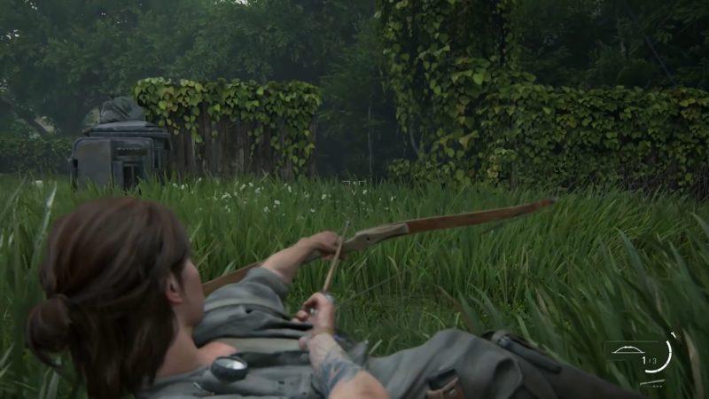 The Last of Us Part II ellie arc 2