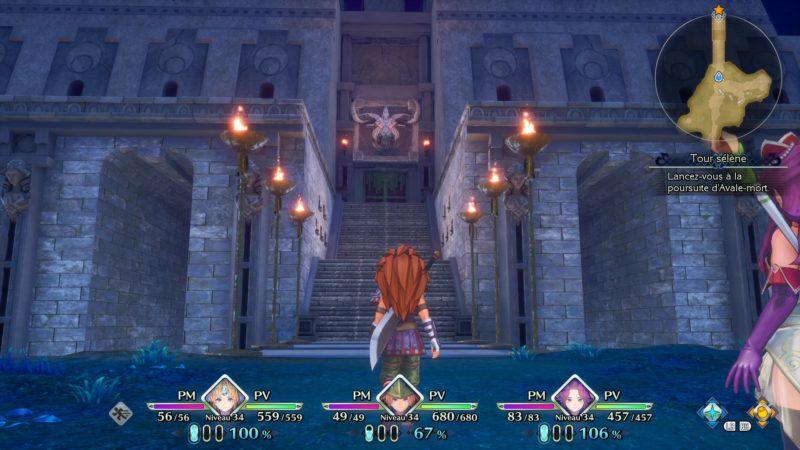 Trials of Mana exploration 2