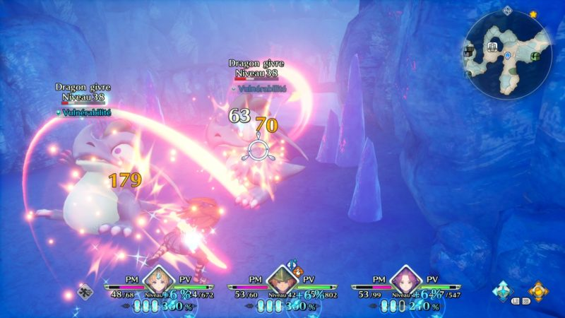 Trials of Mana combat