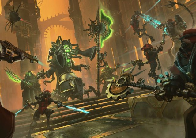 Warhammer 40.000: Mechanicus artwork
