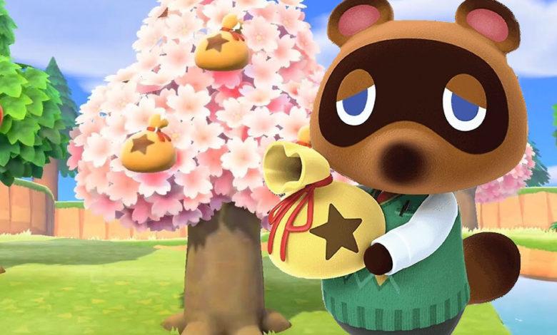 Nintendo statue sur la revente d'articles sur Animal Crossing: New Horizons