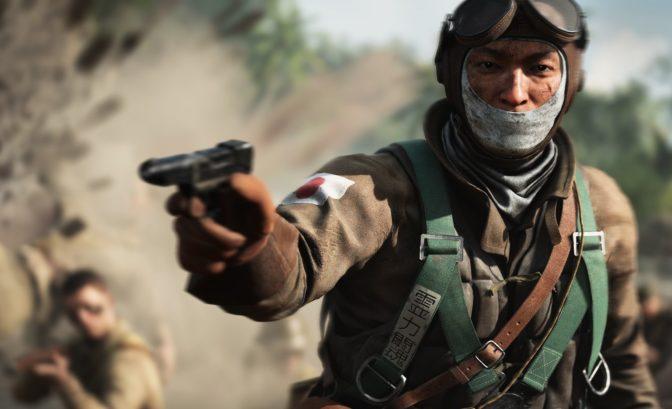 Dernière mise à jour pour Battlefield V
