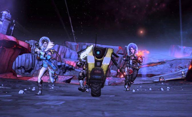 Screenshot Borderlands