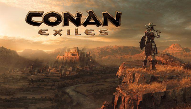 ConanExiles et HUE - Conan Exiles