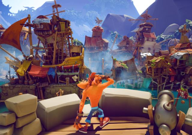Annonce du jeu Crash Bandicoot 4: It's About Time
