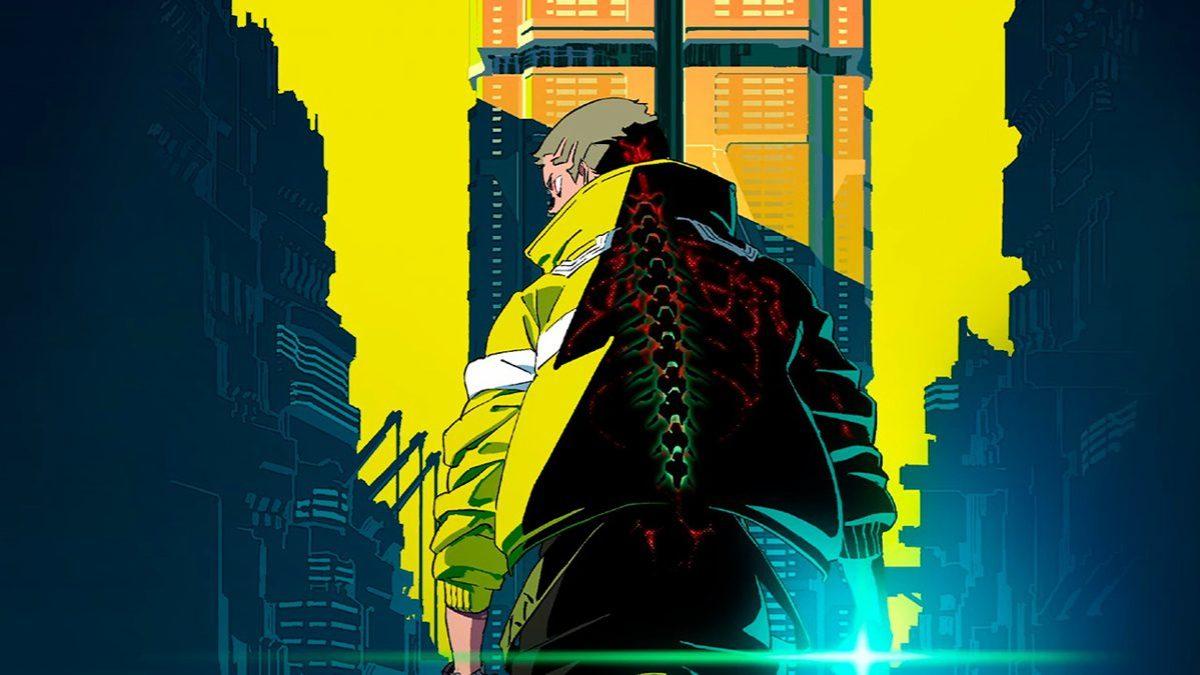 Cyberpunk Edgerunners - un héros de dos