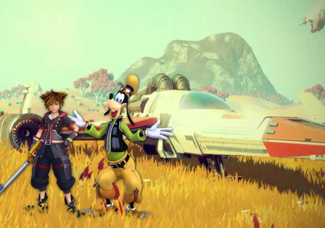 Game Pass No Man's Sky Kingdom Hearts