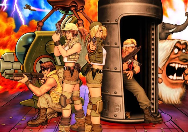 metal slug 3 ost wayo records