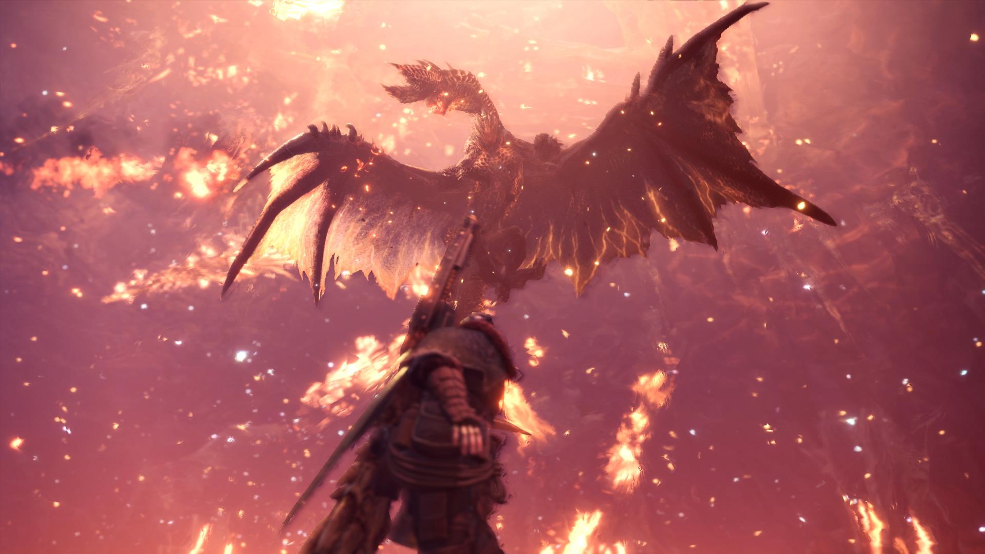 Monster Hunter World: Iceborne - Alatreon arrivera en juillet