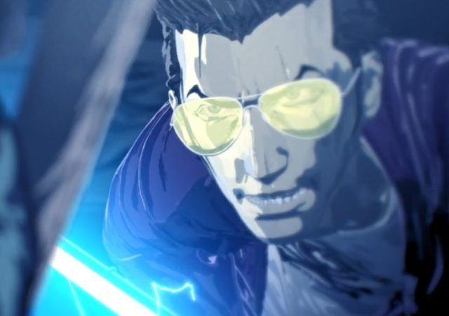 No More Heroes 3 - Travis Touchdown