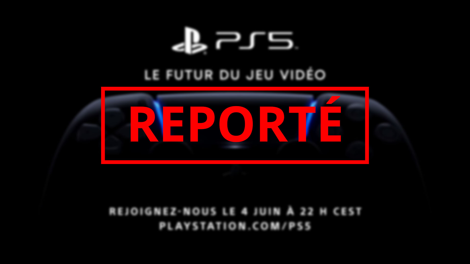 annonce event ps5