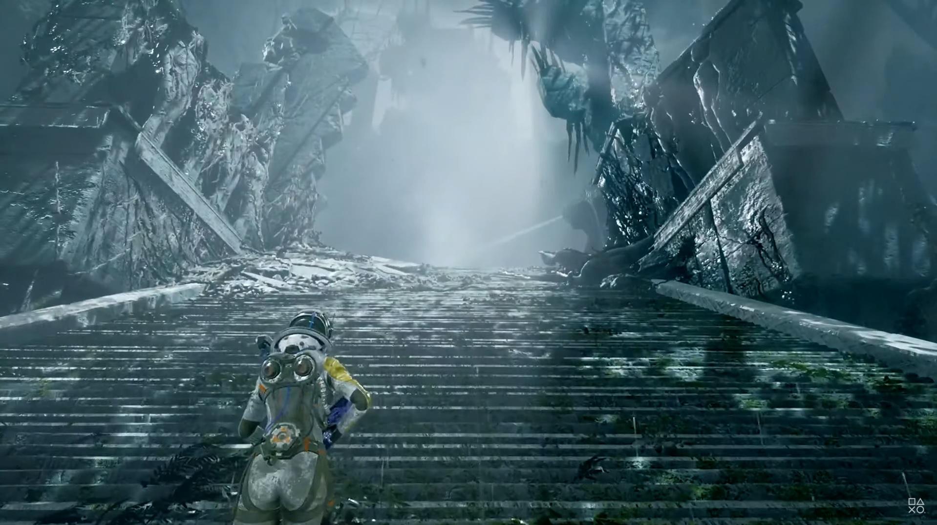 Annonce du jeu Returnal sur PS5