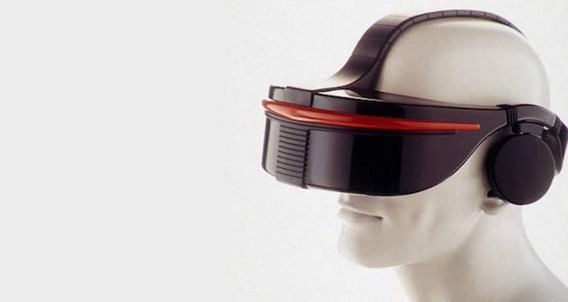 SEGA VR casque 1991
